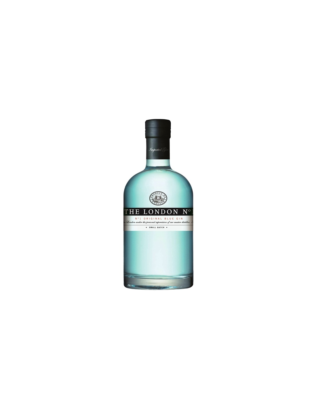 Gin The London No. 1 Blue 47% alc., 1L, Anglia