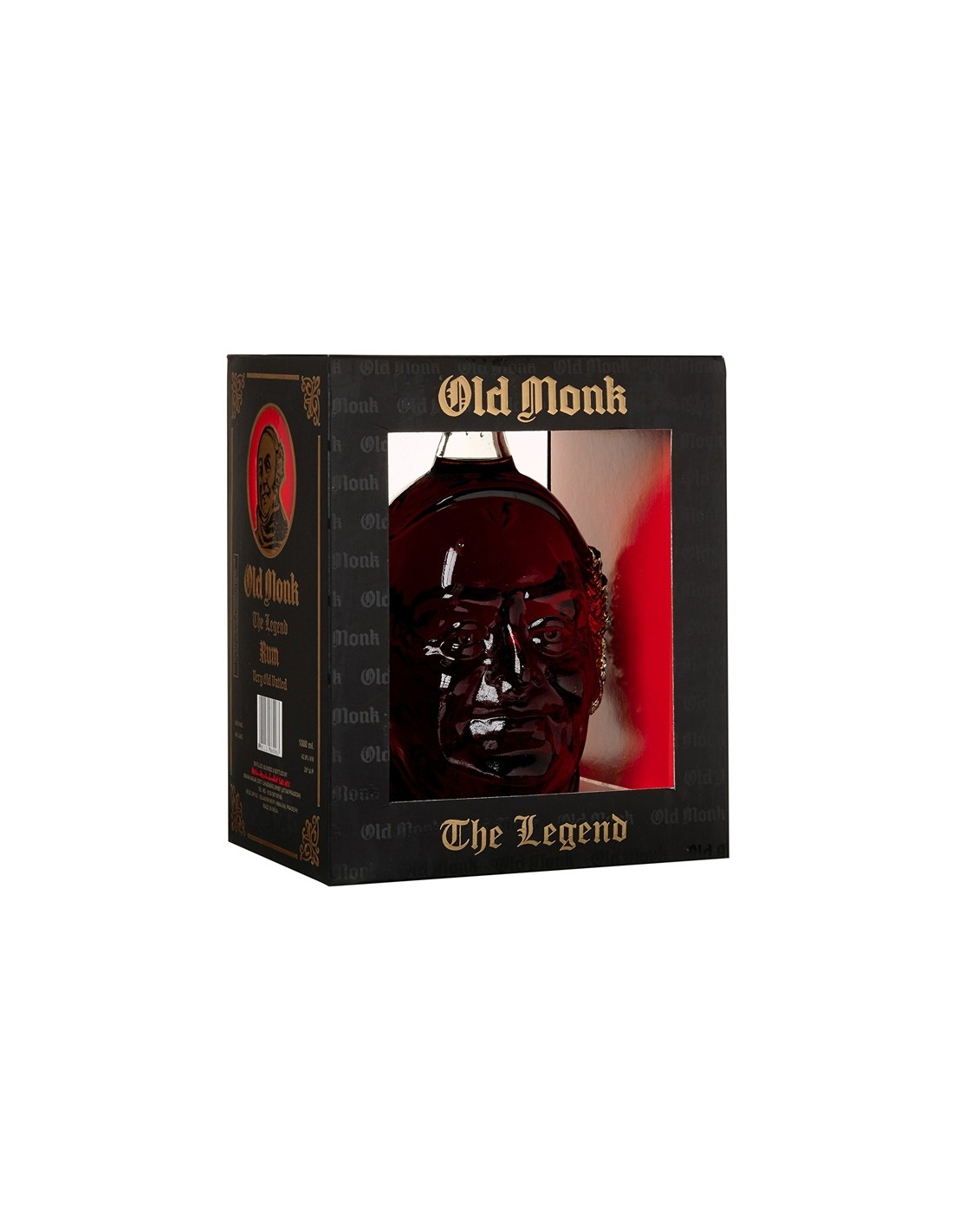 Rom Old Monk The Legend, 1L