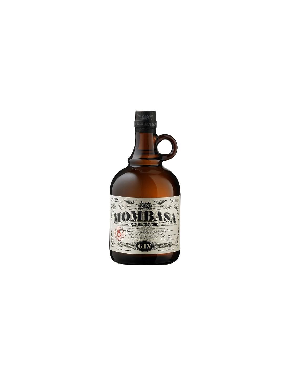 Gin Mombasa Club 41.5% alc., 0.7L, Anglia