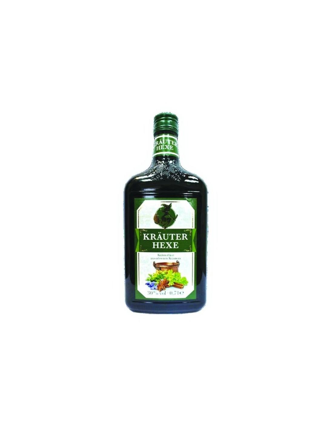 Lichior Krauter Hexe 0.7l Alc. 30%