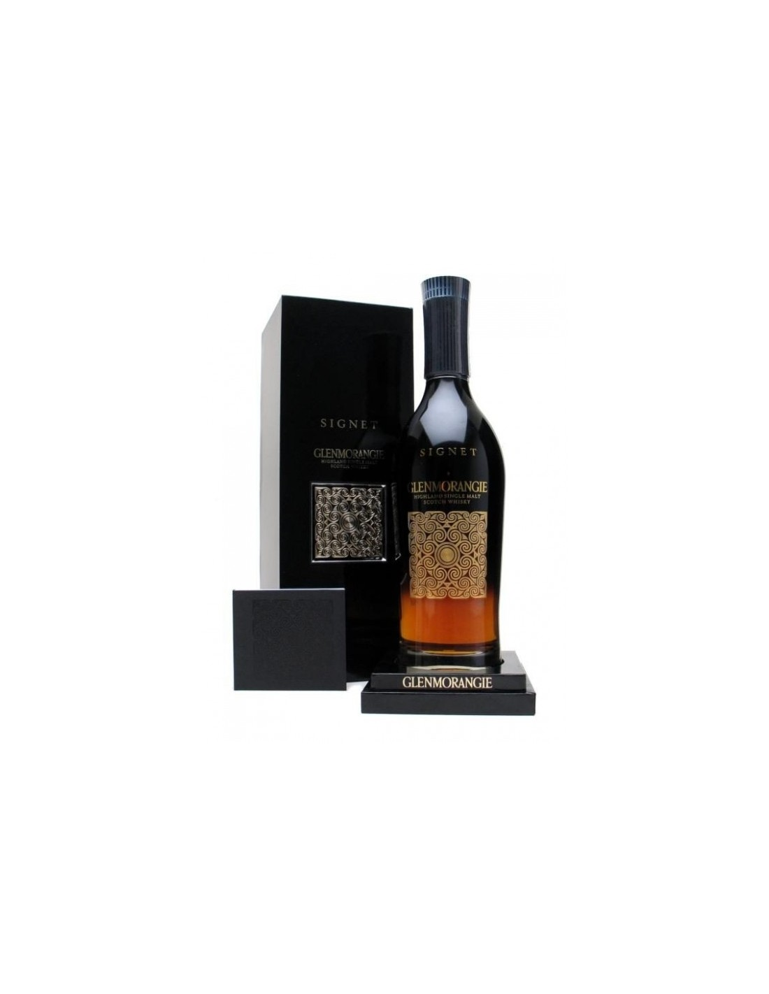 Whisky Glenmorangie Signet, 46% alc., 0.7L, Scotia