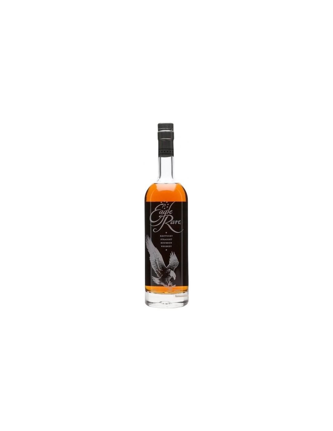 Whisky Bourbon Eagle Rare, 10 ani, 45% alc., 0.7L
