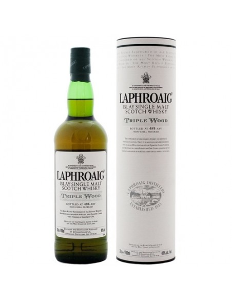Laphroaig Triple Wood 0.7l