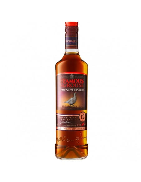 THE Famous Grouse 12 YO